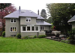 Photo 14: 5678 CYPRESS ST in Vancouver: Shaughnessy House for sale (Vancouver West)  : MLS®# V1127217
