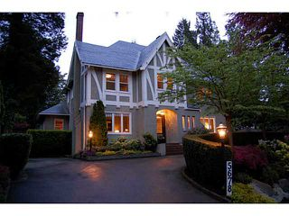 Photo 2: 5678 CYPRESS ST in Vancouver: Shaughnessy House for sale (Vancouver West)  : MLS®# V1127217