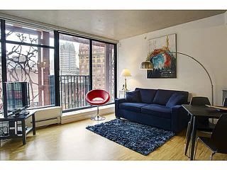 Main Photo: 909 128 W CORDOVA STREET in Vancouver: Downtown VW Condo for sale (Vancouver West)  : MLS®# V1142988