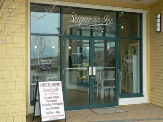 Main Photo: 115 3531 BAYVIEW STREET in Richmond: Steveston Village Business for sale : MLS®# C8009228