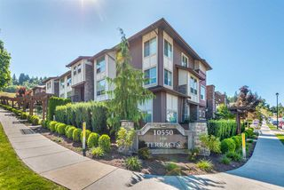 "Photo 1: 15 10550 248 Street in Maple Ridge: Thornhill MR Townhouse for sale in ""THE TERRACES"" : MLS®# R2392268"