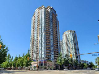 "Photo 1: 2303 2978 GLEN Drive in Coquitlam: North Coquitlam Condo for sale in ""Grand Central Expression"" : MLS®# R2402669"