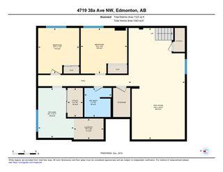 Photo 30: 4719 38A Avenue in Edmonton: Zone 29 House for sale : MLS®# E4182236