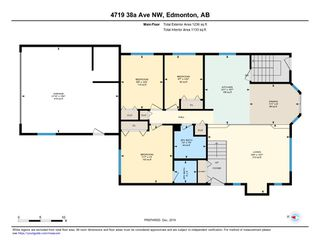 Photo 29: 4719 38A Avenue in Edmonton: Zone 29 House for sale : MLS®# E4182236