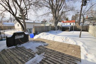 Photo 25: 981 Hector Avenue in Winnipeg: Residential for sale (1Bw)  : MLS®# 202004170
