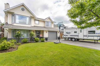 "Main Photo: 19677 SOMERSET Drive in Pitt Meadows: Mid Meadows House for sale in ""Somerset"" : MLS®# R2460932"