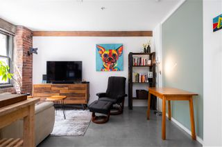 "Photo 3: 212 388 W 1ST Avenue in Vancouver: False Creek Condo for sale in ""The Exchange"" (Vancouver West)  : MLS®# R2478234"