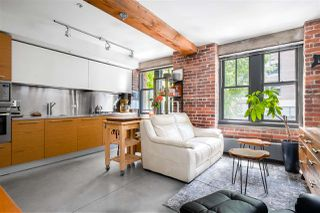 "Photo 7: 212 388 W 1ST Avenue in Vancouver: False Creek Condo for sale in ""The Exchange"" (Vancouver West)  : MLS®# R2478234"