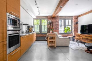"""Photo 6: 212 388 W 1ST Avenue in Vancouver: False Creek Condo for sale in """"The Exchange"""" (Vancouver West)  : MLS®# R2478234"""