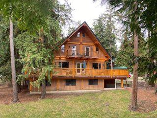 Photo 1: 1039 Scotch Creek Wharf Road: Scotch Creek House for sale (Shuswap Lake)  : MLS®# 10217712