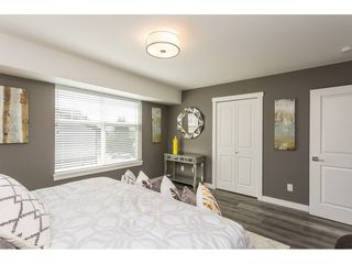 """Photo 21: 1 7740 GRAND Street in Mission: Mission BC Townhouse for sale in """"The Grand"""" : MLS®# R2508688"""