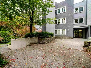 """Main Photo: 411 9890 MANCHESTER Drive in Burnaby: Cariboo Condo for sale in """"Brookside Court"""" (Burnaby North)  : MLS®# R2510557"""