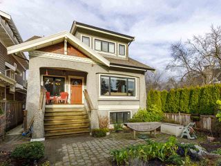 """Photo 2: 3209 W 2ND Avenue in Vancouver: Kitsilano Townhouse for sale in """"Kitsilano"""" (Vancouver West)  : MLS®# R2527751"""