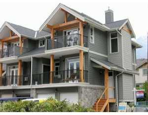 "Photo 1: 25 39760 GOVERNMENT RD: Brackendale Townhouse for sale in ""ARBOURWOODS"" (Squamish)  : MLS®# V577465"