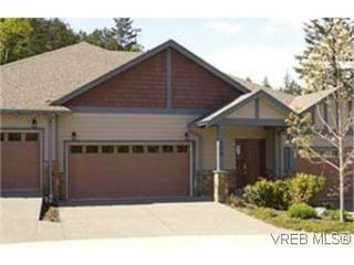 Photo 1:  in VICTORIA: La Bear Mountain Row/Townhouse for sale (Langford)  : MLS®# 430651
