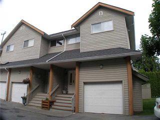 """Photo 1: 12 1700 MAMQUAM Road in Squamish: Garibaldi Estates Townhouse for sale in """"Mountain Mews"""" : MLS®# V954418"""