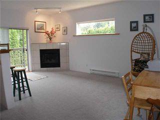 """Photo 2: 12 1700 MAMQUAM Road in Squamish: Garibaldi Estates Townhouse for sale in """"Mountain Mews"""" : MLS®# V954418"""