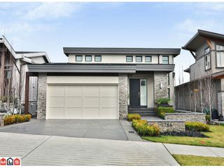 Photo 1: 2746 EAGLE MOUNTAIN Drive in Abbotsford: Abbotsford East House for sale : MLS®# F1216728