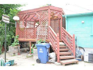 Photo 17: 605 Alverstone Street in WINNIPEG: West End / Wolseley Residential for sale (West Winnipeg)  : MLS®# 1215969