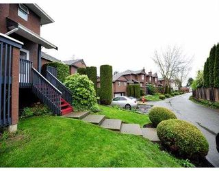 Photo 2: 17 1336 PITT RIVER Road in Port Coquitlam: Citadel PQ Townhouse for sale : MLS®# V1000649