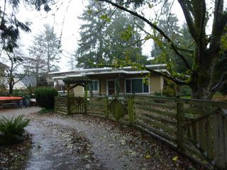 Main Photo: 2820 160 Street in Surrey: Grandview Surrey House for sale (South Surrey White Rock)  : MLS®# R2039806