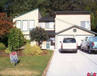 Photo 1: 3664 NICOMEN PL in Abbotsford: Abbotsford East House for sale : MLS®# F2518784