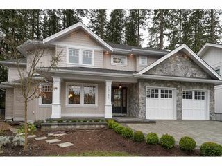 Photo 1: 13180 19A AVENUE in Surrey: Crescent Bch Ocean Pk. House for sale (South Surrey White Rock)  : MLS®# R2333799