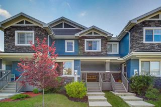 Photo 1: 519 CHAPPELLE Drive in Edmonton: Zone 55 Attached Home for sale : MLS®# E4166067