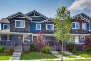 Photo 2: 519 CHAPPELLE Drive in Edmonton: Zone 55 Attached Home for sale : MLS®# E4166067