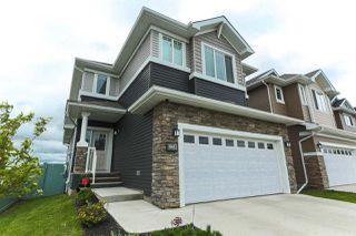 Photo 1: 16603 18 Avenue in Edmonton: Zone 56 House for sale : MLS®# E4170110