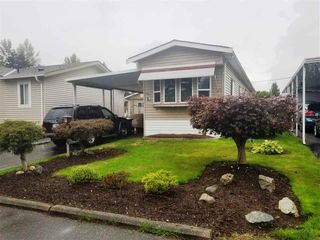 """Main Photo: 77 31313 LIVINGSTONE Avenue in Abbotsford: Abbotsford West Manufactured Home for sale in """"Paradise Park"""" : MLS®# R2407849"""