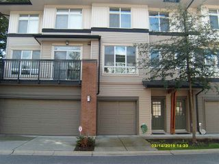 "Main Photo: 41 1125 KENSAL Place in Coquitlam: New Horizons Townhouse for sale in ""New Horizons"" : MLS®# R2411510"