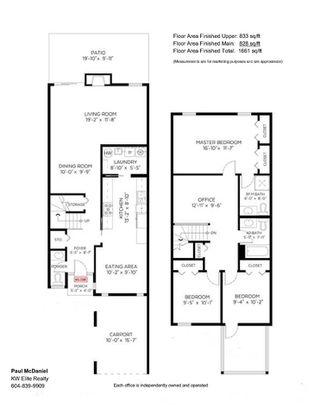 "Photo 17: 1 5600 LADNER TRUNK Road in Delta: Delta Manor Townhouse for sale in ""Laurel Court"" (Ladner)  : MLS®# R2414624"