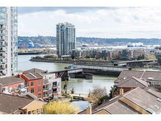 "Photo 17: 1102 1 RENAISSANCE Square in New Westminster: Quay Condo for sale in ""Q"" : MLS®# R2443951"