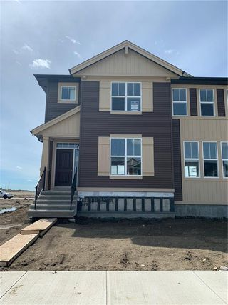 Main Photo: 492 West Lakeview Drive: Chestermere Semi Detached for sale : MLS®# C4305890