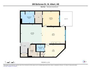 Photo 48: 506 200 Bellerose Drive: St. Albert Condo for sale : MLS®# E4205699