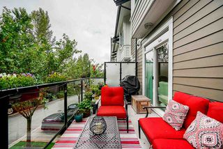 Photo 25: 35 1299 COAST MERIDIAN Road in Coquitlam: Burke Mountain Townhouse for sale : MLS®# R2490557