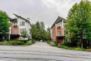 Photo 2: 35 1299 COAST MERIDIAN Road in Coquitlam: Burke Mountain Townhouse for sale : MLS®# R2490557
