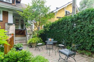 Photo 3: 2655 YORK AVENUE in Vancouver: Kitsilano 1/2 Duplex for sale (Vancouver West)  : MLS®# R2489587