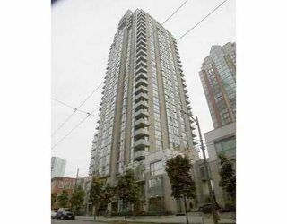 """Main Photo: 2004 928 RICHARDS ST in Vancouver: Downtown VW Condo for sale in """"THE SAVOY"""" (Vancouver West)  : MLS®# V570349"""