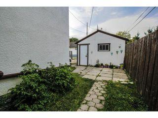 Photo 16: 443 McKenzie Street in WINNIPEG: North End Residential for sale (North West Winnipeg)  : MLS®# 1218900