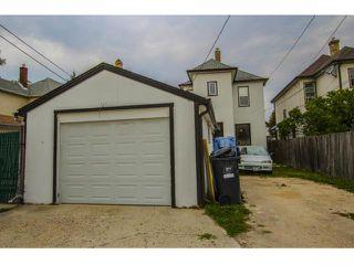 Photo 18: 443 McKenzie Street in WINNIPEG: North End Residential for sale (North West Winnipeg)  : MLS®# 1218900