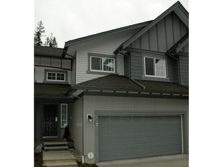 "Photo 2: 41 2200 PANORAMA Drive in Port Moody: Heritage Woods PM Townhouse for sale in ""QUEST"" : MLS®# V996128"