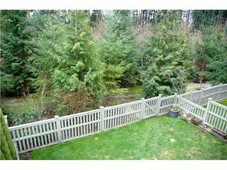 "Photo 6: 41 2200 PANORAMA Drive in Port Moody: Heritage Woods PM Townhouse for sale in ""QUEST"" : MLS®# V996128"