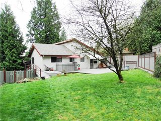Photo 10: 2963 WICKHAM Drive in Coquitlam: Ranch Park House for sale : MLS®# V997670