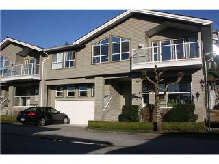 "Photo 1: 1134 O'FLAHERTY Gate in Port Coquitlam: Citadel PQ Townhouse for sale in ""THE SUMMIT"" : MLS®# V998923"