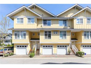 "Main Photo: # 104 935 EWEN AV in New Westminster: Queensborough Townhouse for sale in ""Cooper's Landing"" : MLS®# V1003458"