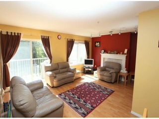 """Photo 2: 11 19948 WILLOUGHBY Way in Langley: Willoughby Heights Townhouse for sale in """"Cranbrook Court"""" : MLS®# F1310001"""