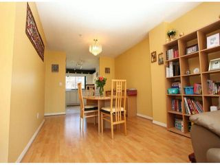 """Photo 3: 11 19948 WILLOUGHBY Way in Langley: Willoughby Heights Townhouse for sale in """"Cranbrook Court"""" : MLS®# F1310001"""
