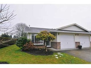 Photo 1: 1 18960 ADVENT Road in Pitt Meadows: Central Meadows Home for sale ()  : MLS®# V926515